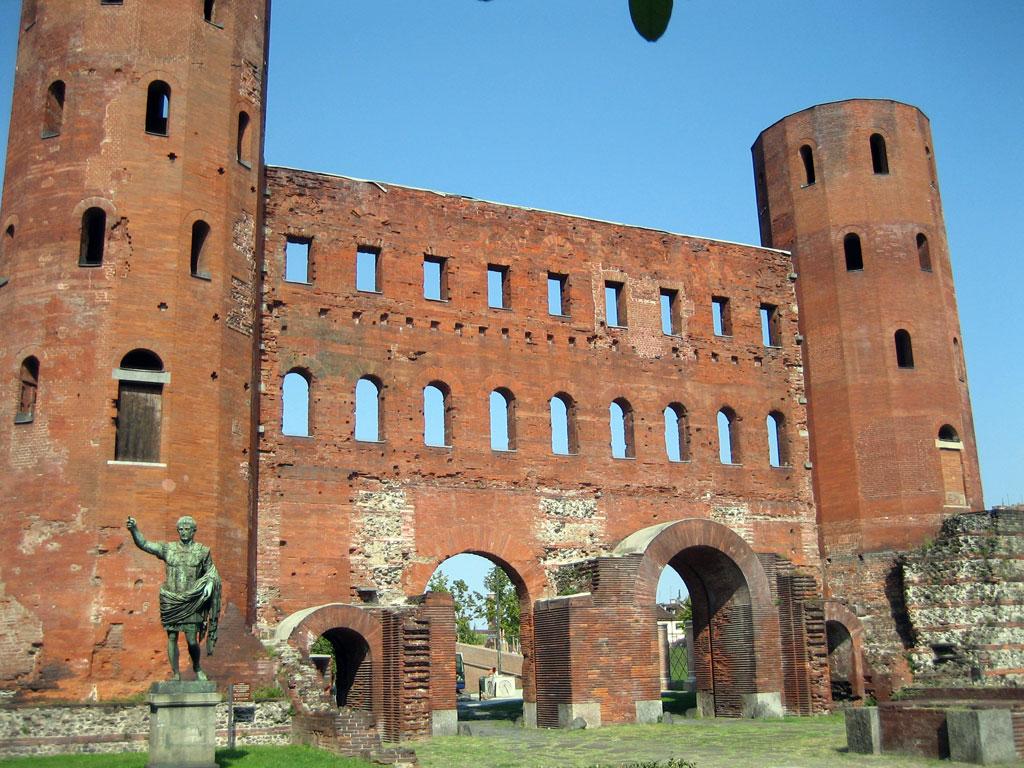 Torino: Porta Palatina