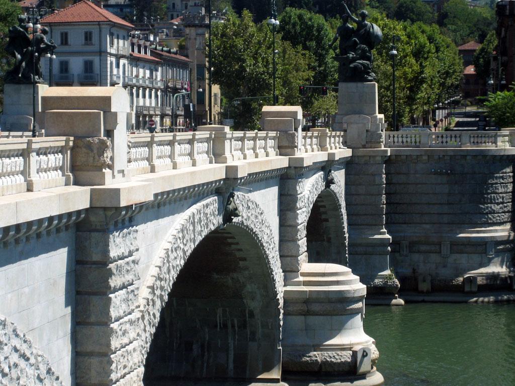 Torino: Ponte Umberto I