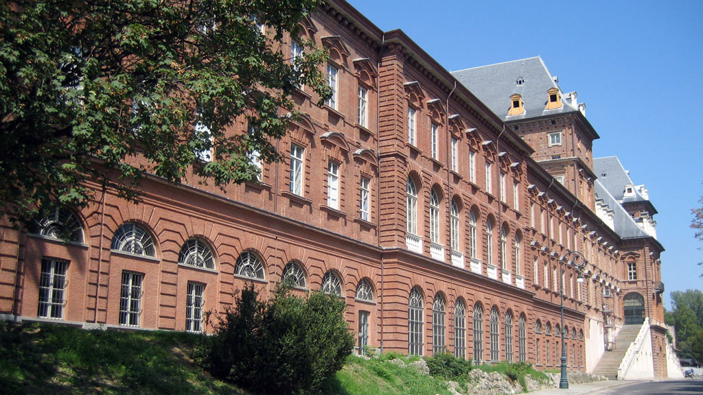Torino: Castello del Valentino